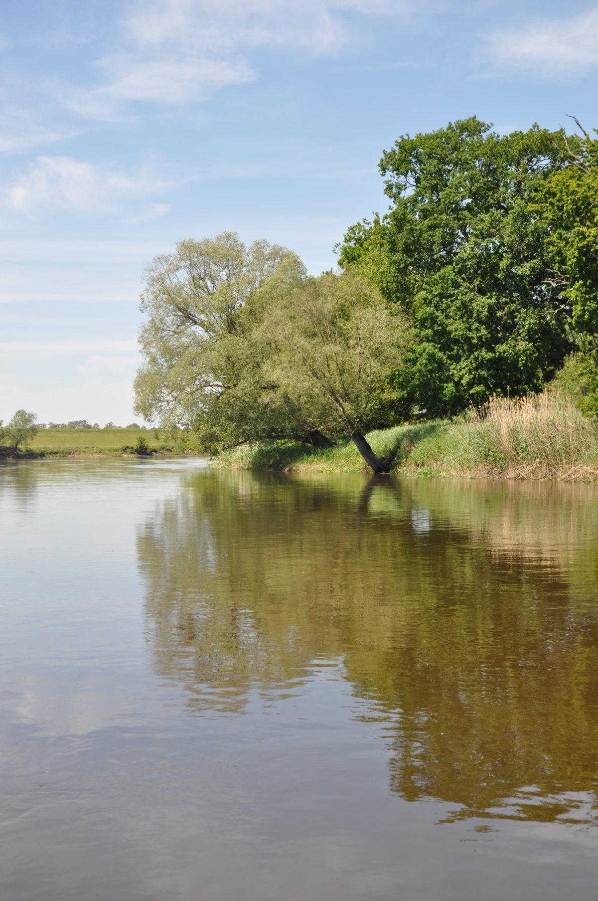 Warta-Noteć piękne rzeki
